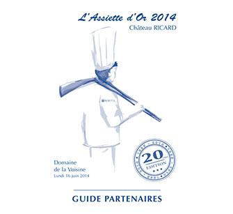 Le Guide partenaires 2014