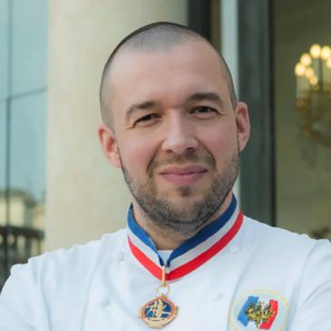 Guillaume Gomez – Président d'Honneur